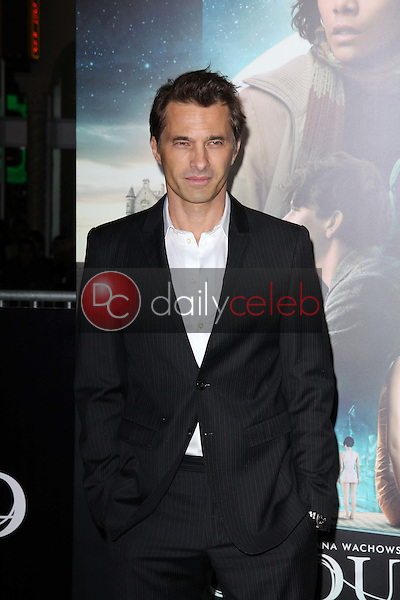 Olivier Martinez<br /> at the &quot;Cloud Atlas&quot; Los Angeles Premiere, Chinese Theatre, Hollywood, CA 10-24-12<br /> David Edwards/DailyCeleb.com 818-249-4998