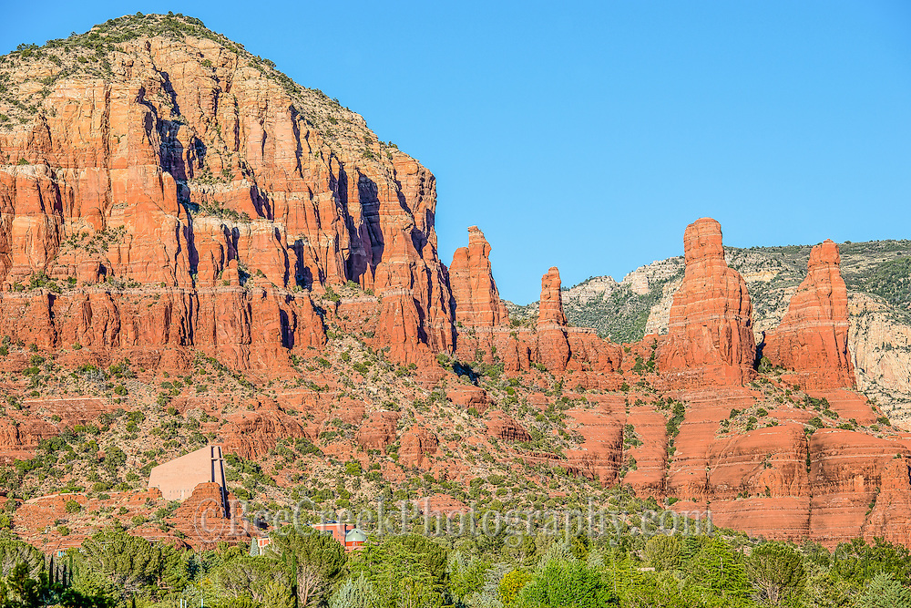 Sedona images of Chapel in the rocks