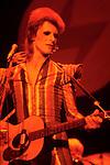 DAVID BOWIE Ziggy Stardust 1973<br /> &copy; Chris Walter