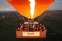 20130811 August 11 Hot Air Balloon Gold Coast
