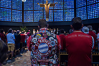 2018/05/19 DFB-Pokal 2018 | Gottesdienst