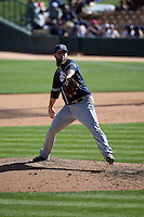 Kevin Quackenbush - San Diego Padres 2016 spring training (Bill Mitchell)