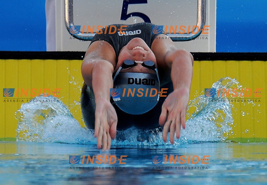 Roma 1st August 2009 - 13th Fina World Championships From 17th to 2nd August 2009....Swimming finals..Women's 200m backstroke..Kirsty Coventry (ZIM)....photo: Roma2009.com/InsideFoto/SeaSee.com