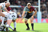 Chris Robshaw of Harlequins. Gallagher Premiership match, between Harlequins and Gloucester Rugby on March 10, 2019 at the Twickenham Stoop in London, England. Photo by: Patrick Khachfe / JMP