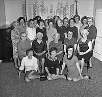 Shakespeare Club 1968