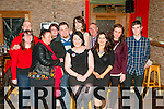 30th Birthday : Charlotte Vial, Asdee celebrating her 30th birthday with family & friends at Christy's Bar, Listowel on Friday night last.