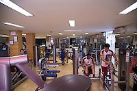 SAO PAULO, SP, 21 DE FEVEREIRO DE 2013. TREINO SPFC. jogadores  durante treino do SPFC na tarde desta quinta feira, no Centro de Treinamento do Clube no bairro da Barra Funda, zona oeste da Capital. FOTO ADRIANA SPACA - BRAZIL PHOTO PRESS