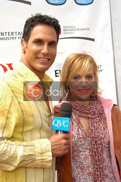 Britney Murphy and Don Diamont