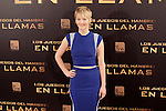 US actress Jennifer Lawrence attends the Spanish photocall during the premiere of the film 'The Hunger Games: Catching Fire' (Tribute von Panem - Catching Fire) at Villamagna Hotel in Madrid, Spain. November 13, 2013. (ALTERPHOTOS/Victor Blanco)