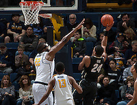 Berkeley, CA - February 5th, 2017:  CAL Men's Basketball vs Colorado Buffaloes at Haas Pavilion.