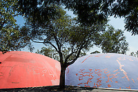 Natural History Museum. Chapultepec Park ;mexico City, Mexico