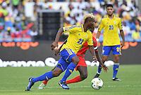 Didier Ibrahim Ndong (gabon) <br /> Libreville ( Gabon ) 14-01-2017 Coppa Africa 2017 <br /> Gabon - Guinea Bissau <br /> Foto Panoramic / Insidefoto
