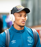 Everton Jean-Philippe Gbamin during the Premier League match between Crystal Palace and Everton at Selhurst Park, London, England on 10 August 2019. Photo by Andrew Aleksiejczuk / PRiME Media Images.