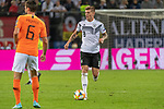 06.09.2019, Volksparkstadion, HAMBURG, GER, EMQ, Deutschland (GER) vs Niederlande (NED)<br /> <br /> DFB REGULATIONS PROHIBIT ANY USE OF PHOTOGRAPHS AS IMAGE SEQUENCES AND/OR QUASI-VIDEO.<br /> <br /> im Bild / picture shows<br /> <br /> Toni Kroos (Deutschland / GER #08)<br /> <br /> während EM Qualifikations-Spiel Deutschland gegen Niederlande  in Hamburg am 07.09.2019, <br /> <br /> Foto © nordphoto / Kokenge