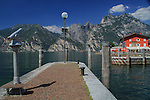 Walkway along Lake Garda and the Dolomites, northern Italy. .  John offers private photo tours in Denver, Boulder and throughout Colorado, USA.  Year-round. .  John offers private photo tours in Denver, Boulder and throughout Colorado. Year-round.