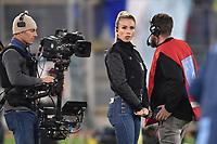 Diletta Leotta<br /> Roma 7-12-2019 Stadio Olimpico <br /> Football Serie A 2019/2020 <br /> SS Lazio - Juventus<br /> Foto Antonietta Baldassarre / Insidefoto