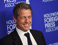 Hugh Grant @ the HFPA Annual grants banquet held @ the Regent Beverly Wilshire hotel.<br /> August 4, 2016