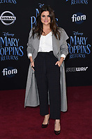 29 November 2018 - Hollywood, California - Tiffan Theissen. &quot;Mary Poppins Returns&quot; Los Angeles Premiere held at The Dolby Theatre.   <br /> CAP/ADM/BT<br /> &copy;BT/ADM/Capital Pictures
