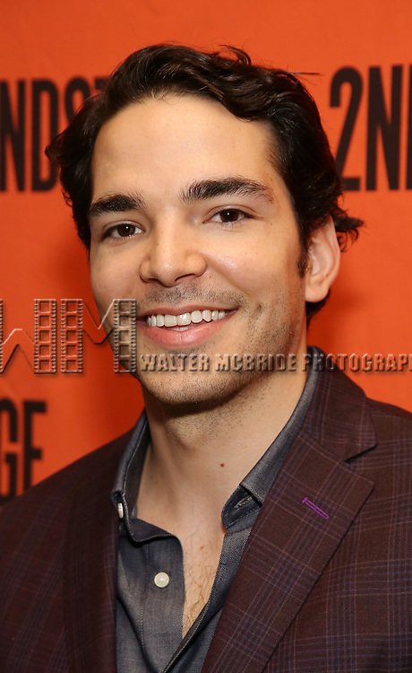 Juan Castano attends the Opening Night Party for 'A Parallelogram'  on August 2, 2017 at Havana Central in New York City.