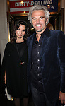 Gina Gershon & Bobby Kaiser.attending the Broadway Opening Night Performance of.'Gore Vidal's The Best Man' at the Gerald Schoenfeld Theatre in New York City on 4/1/2012