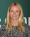Gwyneth Paltrow Signs Copies Of Her New Cookbook - It's All Good 4-3-13