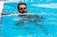 Training Session . Giovanni Tocci ITA<br /> Diving 13/07/2017 <br /> XVII FINA World Championships Aquatics<br /> Duna Arena Budapest Hungary  <br /> Photo Andrea Staccioli/Deepbluemedia/Insidefoto