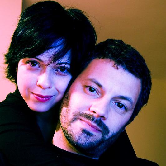 Flávia Medina e Murillo Medina
