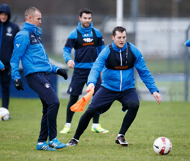 Kenny Miller and Jon Daly