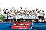 2013 W DIII Rowing