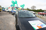 Flo Gas Floats at the 2009 St. Patricks Day Parade...Photo NEWSFILE/Jenny Matthews.(Photo credit should read Jenny Matthews/NEWSFILE)....This Picture has been sent you under the condtions enclosed by:.Newsfile Ltd..The Studio,.Millmount Abbey,.Drogheda,.Co Meath..Ireland..Tel: +353(0)41-9871240.Fax: +353(0)41-9871260.GSM: +353(0)86-2500958.email: pictures@newsfile.ie.www.newsfile.ie.FTP: 193.120.102.198.