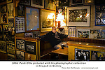 Paidi O'Se pictured in his pub in Ventry, County Kerry..Picture by Don MacMonagle