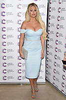 Bianca Gascoigne<br /> arriving at James Ingham's Jog On To Cancer, in aid of Cancer Research UK at The Roof Gardens in Kensington, London. <br /> <br /> <br /> ©Ash Knotek  D3248  12/04/2017
