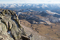 From the summit of Uncompahgre Peak