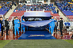 Suwon Samsung Bluewings (KOR) vs Guangzhou Evergrande FC (CHN) during the AFC Champions League 2017 Group G match at the Suwon World Cup Stadium on 01 March 2017 in Suwon, South Korea. Photo by Victor Fraile / Power Sport Images