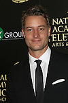 BEVERLY HILLS - JUN 22: Justin Hartley at The 41st Annual Daytime Emmy Awards Press Room at The Beverly Hilton Hotel on June 22, 2014 in Beverly Hills, California