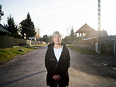 Warsaw 30.10.2018 Poland<br /> Kruszyniany village in east Poland where Muslims, Catholics and Orthodox live together. Dzanetta Bogdanowicz owner of the Tatar house in Kruszyniany<br /> <br /> Photo: Adam Lach / Napo Images