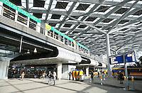 Nederland Den Haag 2017.   De hal van het vernieuwde Centraal Station in Den Haag. Foto Berlinda van Dam / Hollandse Hoogte