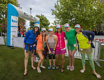 The Girls Gone ULTRA team during the 2019 Reno Tahoe Odyssey start at Wingfield park in Reno on May 31, 2019.