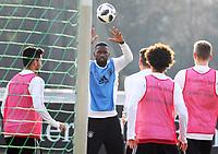Antonio Rüdiger (Deutschland Germany) - 25.03.2018: Training der Deutschen Nationalmannschaft, Olympiastadion Berlin