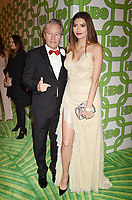 BEVERLY HILLS, CA - JANUARY 06: John Savage (L) and Blanca Blanco attend HBO's Official Golden Globe Awards After Party at Circa 55 Restaurant at the Beverly Hilton Hotel on January 6, 2019 in Beverly Hills, California.<br /> CAP/ROT/TM<br /> &copy;TM/ROT/Capital Pictures