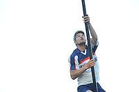 FIERLJEPPEN: JOURE: 27-06-2015, Ysbrand Galama, ©foto Martin de Jong