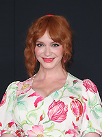 "HOLLYWOOD, CA - JUNE 11: 	Christina Hendricks, at The Premiere Of Disney And Pixar's ""Toy Story 4"" at El Capitan theatre in Hollywood, California on June 11, 2019. <br /> CAP/MPIFS<br /> ©MPIFS/Capital Pictures"