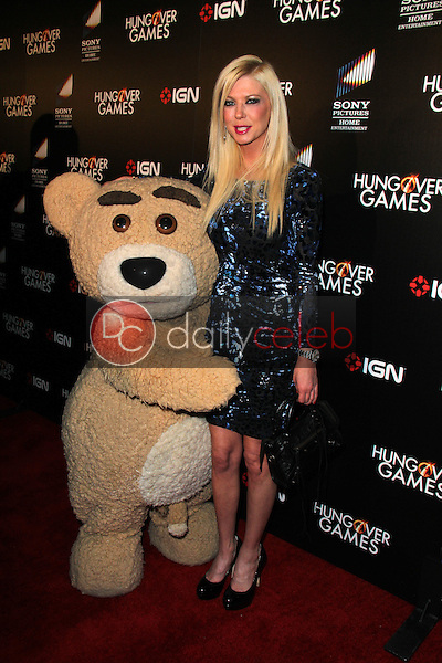 Tara Reid<br /> at &quot;The Hungover Games&quot; Premiere, TCL Chinese 6, Hollywood, CA 02-11-14<br /> David Edwards/Dailyceleb.com 818-249-4998