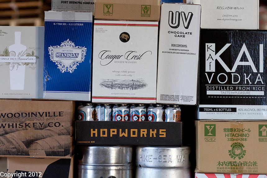 Click Distributing for Beverage World