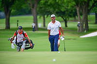 Scott Piercy (USA) approaches the 6th green during round 2 of the Dean &amp; Deluca Invitational, at The Colonial, Ft. Worth, Texas, USA. 5/26/2017.<br /> Picture: Golffile | Ken Murray<br /> <br /> <br /> All photo usage must carry mandatory copyright credit (&copy; Golffile | Ken Murray)