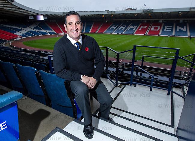 Ricky Sbragia annonunces the Scotland u21 team