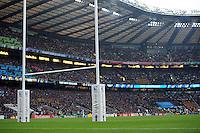 General view of Twickenham Stadium during the Rugby World Cup Final between New Zealand and Australia - 31/10/2015 - Twickenham Stadium, London<br /> Mandatory Credit: Rob Munro/Stewart Communications