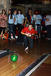 One Life To Live's Josh Kelly at the Daytime Stars and Strikes Charity Event to benefit the American Cancer Society at the Bowlmore Lanes, New York City, New York. (Photo by Sue Coflin/Max Photos)