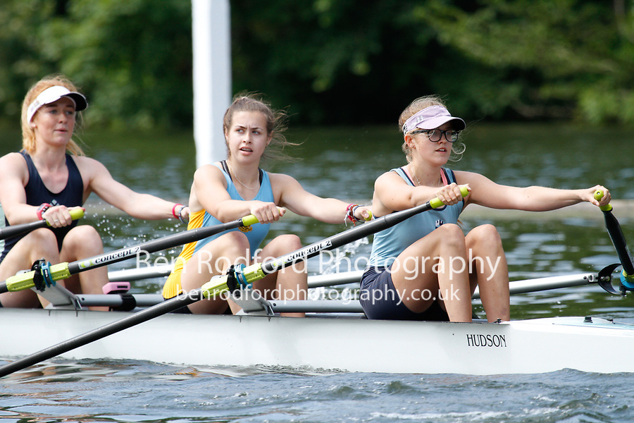 Race: 333 Event: J16 4x Semi-Final - Cambridge 99/ Isle of Ely RC/ King's Ely  vs Maidenhead RC <br /> <br /> Henley Women's Regatta 2017<br /> <br /> To purchase this photo, or to see pricing information for Prints and Downloads, click the blue 'Add to Cart' button at the top-right of the page.