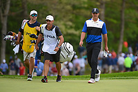 Brooks Koepka (USA) makes his way onto the green on 5 during round 4 of the 2019 PGA Championship, Bethpage Black Golf Course, New York, New York,  USA. 5/19/2019.<br /> Picture: Golffile | Ken Murray<br /> <br /> <br /> All photo usage must carry mandatory copyright credit (© Golffile | Ken Murray)